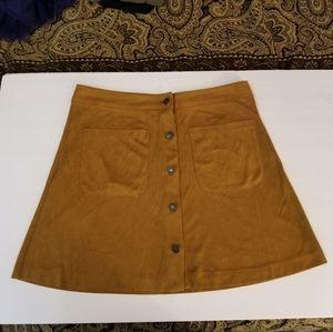 💎3$ offer💎NWOT. Mini skirt size medium